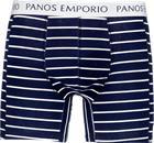 Panos Emporio SO EROS 1 PACK M NAVY/WHITE STRIPE