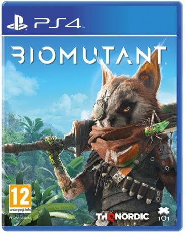 Biomutant, PS4 -peli