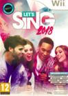 Let's Sing 2018, Nintendo Wii U -peli