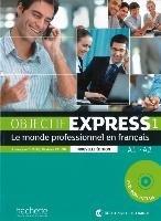 Objectif Express 01. Livre de l'élève + DVD-ROM (Dubois, Anne-Lyse Tauzin, Béatrice), kirja