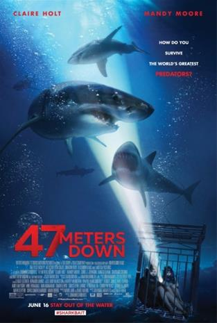 47 Meters Down (2017), elokuva