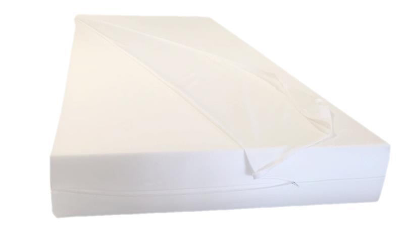 Ortopedinen patja. 130X200 14 cm. korkea laatu, Waterfoam, Patjakangas Aloe Vera