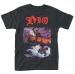 Dio : Holy Diver T-paita musta koko M