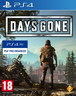 Days Gone, PS4-peli