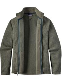 Patagonia Better Sweater Fleece Jacket industrial green Miehet