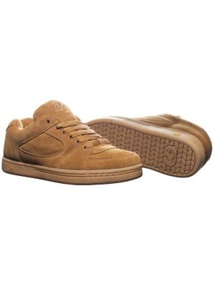 Es Accel Og Skate Shoes brown / gum Miehet