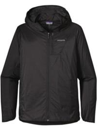 Patagonia Houdini Outdoor Jacket black Miehet