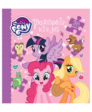 My Little Pony 5x30p palapelikirja