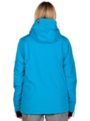 Light Pearl Jacket Women electric blue Naiset