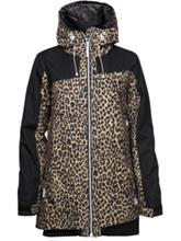 Wear Colour Slide Jacket camel leo Naiset