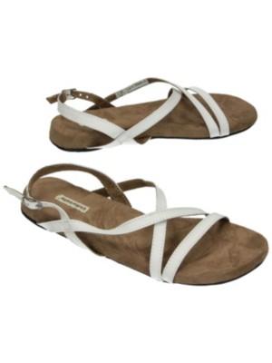 indosole Biku Sandals natural Naiset