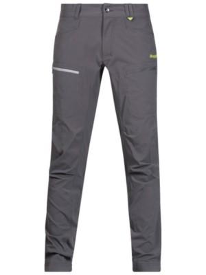 Bergans Utne Outdoor Pants graphite / solidltgrey / spri Miehet