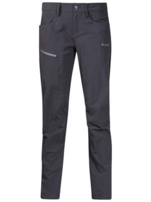 Bergans Moa Outdoor Pants solidcharcoal / solidgrey Naiset