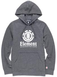 Element Vertical Hoodie charcoal heathe Miehet
