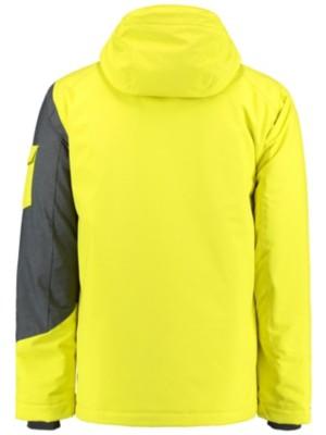 O'Neill Cue Jacket poison yellow Miehet