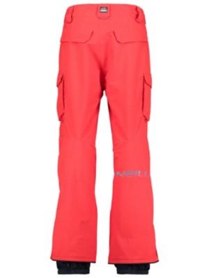 O'Neill Exalt Pants fiery red Miehet