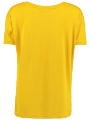 O'Neill Peaceful Pines T-Shirt nugget gold Naiset