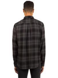 Vans Monterey II Shirt LS black Miehet