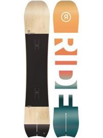 Ride Alter Ego 162 2018 black,wood design Miehet