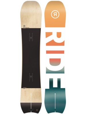 Ride Alter Ego 164 W 2018 black,wood design Miehet