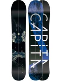 Capita Neo Slasher 161 2018 black / blue Miehet
