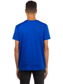 THE NORTH FACE Fine T-Shirt bright cobalt blue Miehet