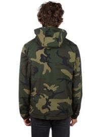Carhartt WIP Nimbus Pullover Jacket camo combat green Miehet