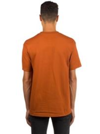 LRG Stacked T-Shirt texas orange Miehet