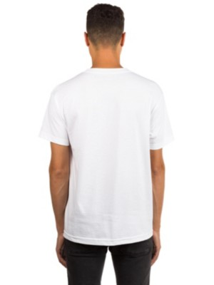 LRG Tree Grid T-Shirt white Miehet