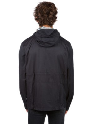 LRG Camp Parka black Miehet