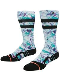 Stance Typhoon All Mountain Tech Socks purple Naiset