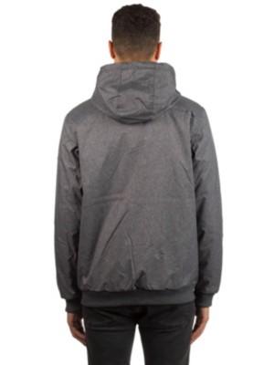 ragwear Stewie Jacket black melange Miehet