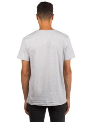 Dedicated Pocket Salmon T-Shirt grey melange Miehet