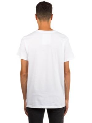 Dedicated Key To The City T-Shirt white Miehet