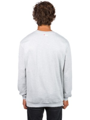 Fila Rewind Crew Sweater light grey mel / ange bros Miehet