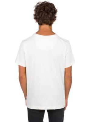 Makia Passage T-Shirt ecru Miehet