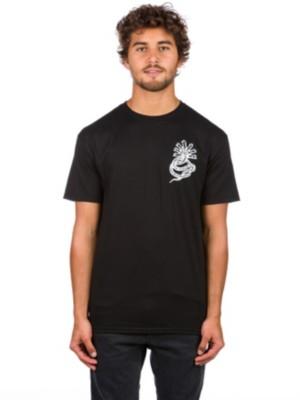 Antihero Liberation Army T-Shirt black Miehet