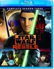 Star Wars: Rebels - Kausi 3 (Blu-Ray), TV-sarja