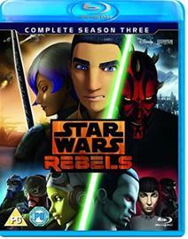Star Wars: Rebels - Kausi 3 (Blu-Ray), TV-sarja