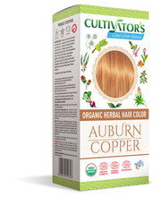 Cultivator's Auburn/Copper 100 g hiusväri