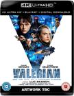 Valerian and the City of a Thousand Planets (2017, 4k UHD + Blu-Ray), elokuva