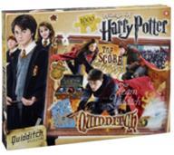 Harry Potter Quidditch, palapeli, 1000 palaa