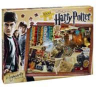 Harry Potter Hogwarts, palapeli, 1000 palaa