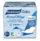 Vuokkoset Cotton 12 Normal Wings