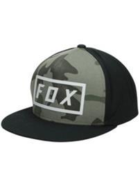 Fox Fumed Snapback Cap camo Miehet