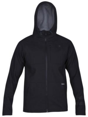 Hurley Therma Protect Max T-Shirt black Miehet