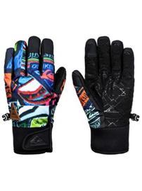 Quiksilver Method Gloves Boys quiky print gloves Jätkät