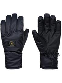 DC Franchise Gloves black Miehet