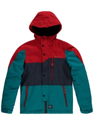 O'Neill Dialled Jacket Boys fiery red Jätkät