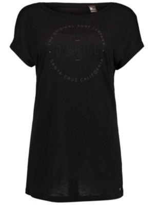 O'Neill Essentials Logo T-Shirt black out Naiset